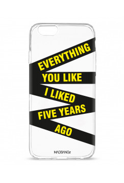 Everything You Like I liked Five Years Ago (dark)